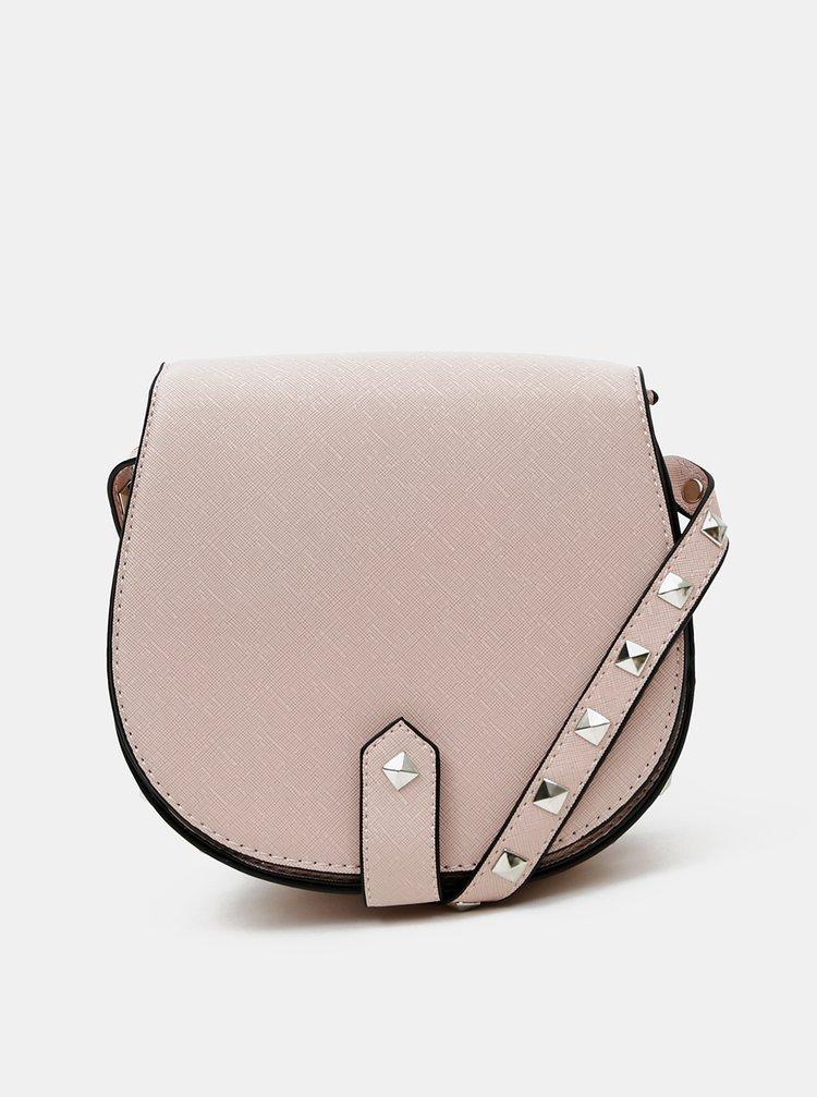 Růžová crossbody kabelka Haily´s Gail