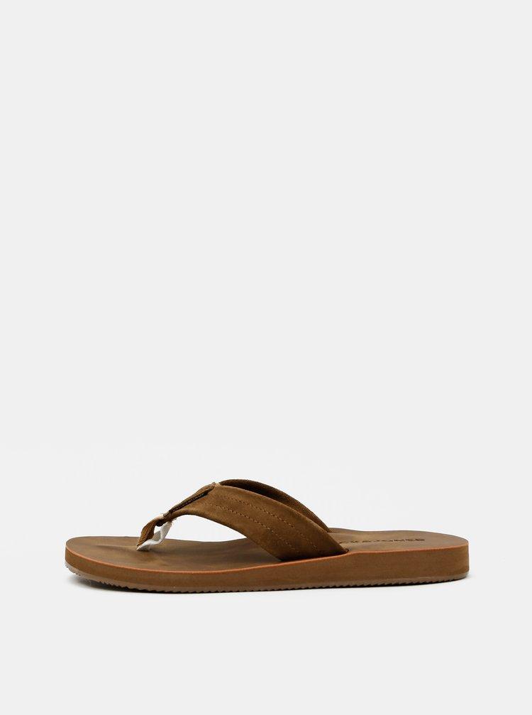 Sandale si slapi pentru barbati Jack & Jones - maro