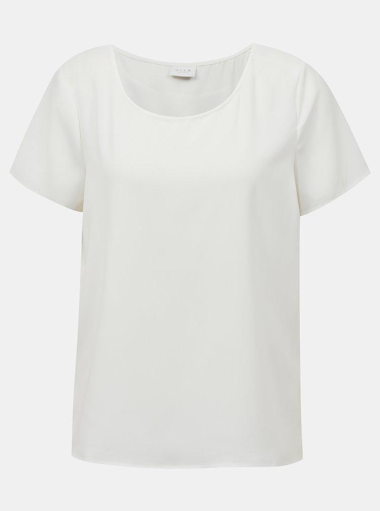 Topuri pentru femei VILA - alb