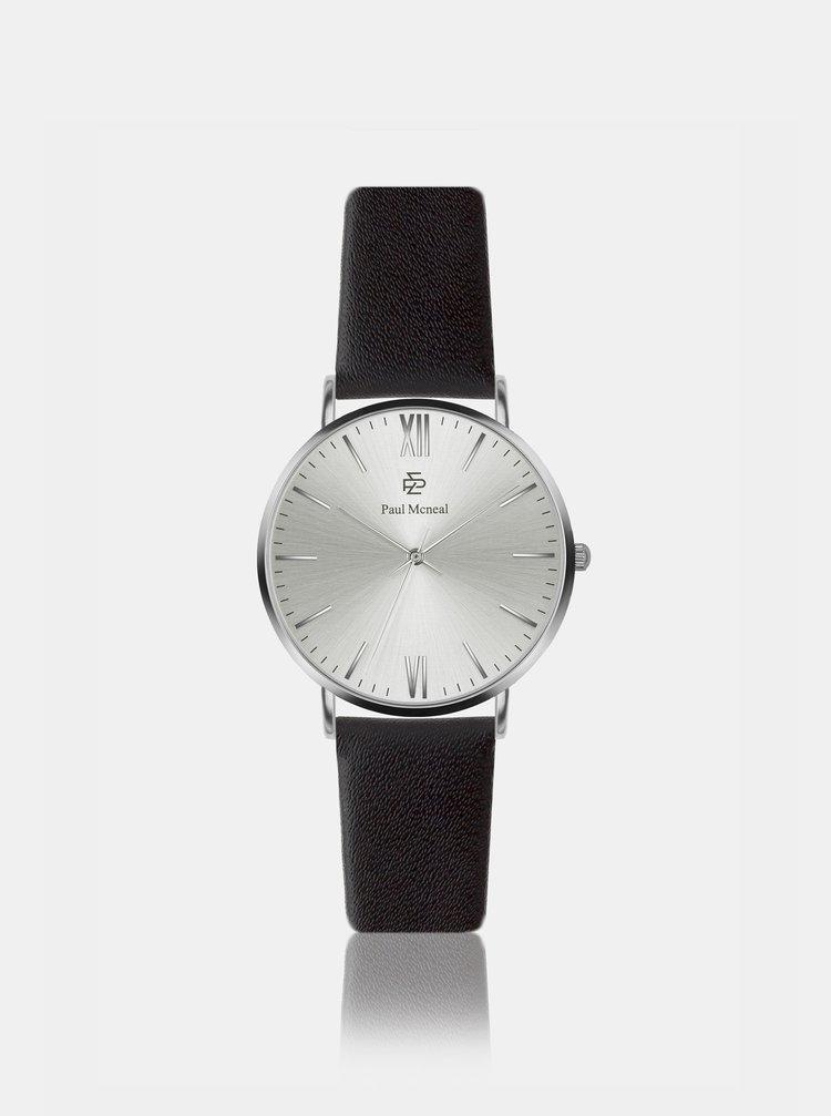 Ceasuri pentru femei Paul McNeal - negru