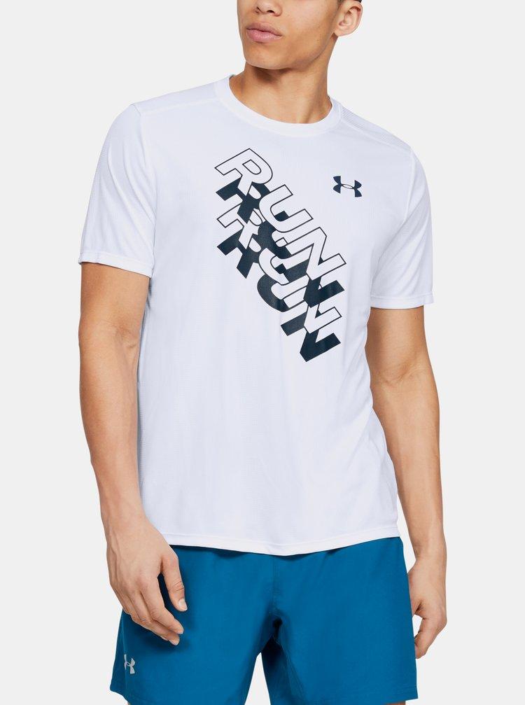 Bílé pánské tričko International Under Armour