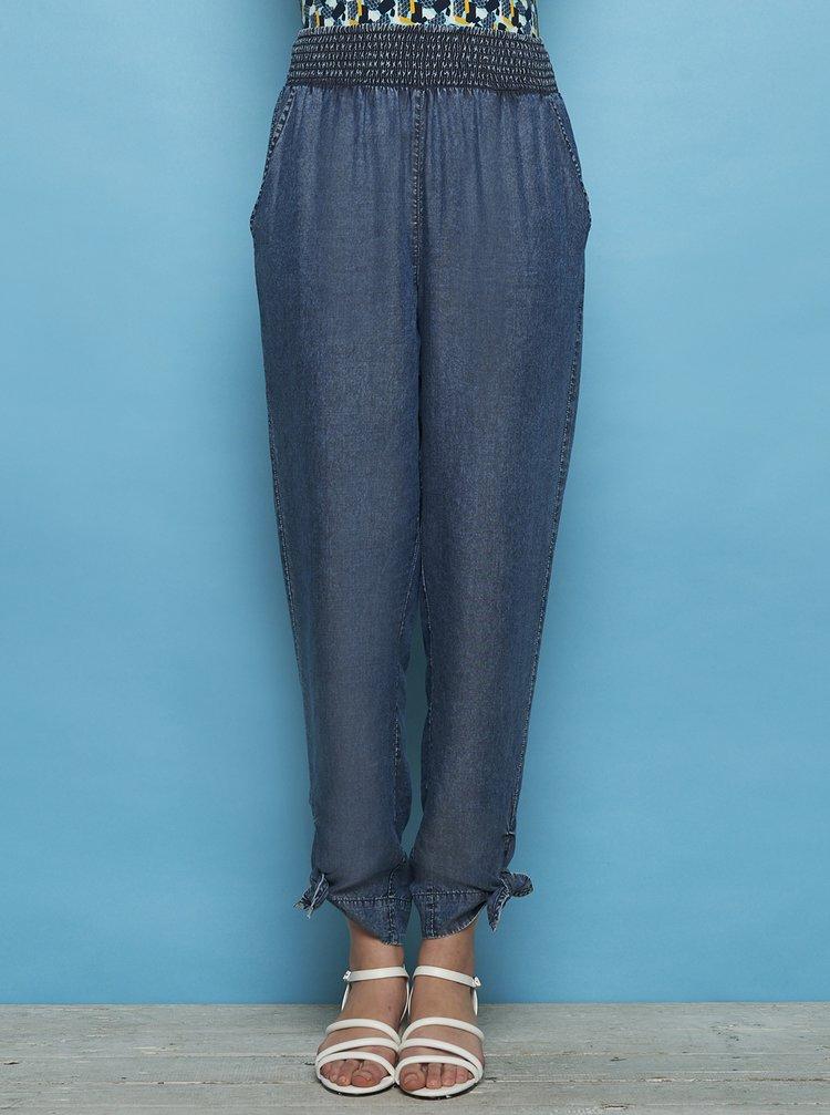Modré džínové zkrácené kalhoty Tranquillo Kimara