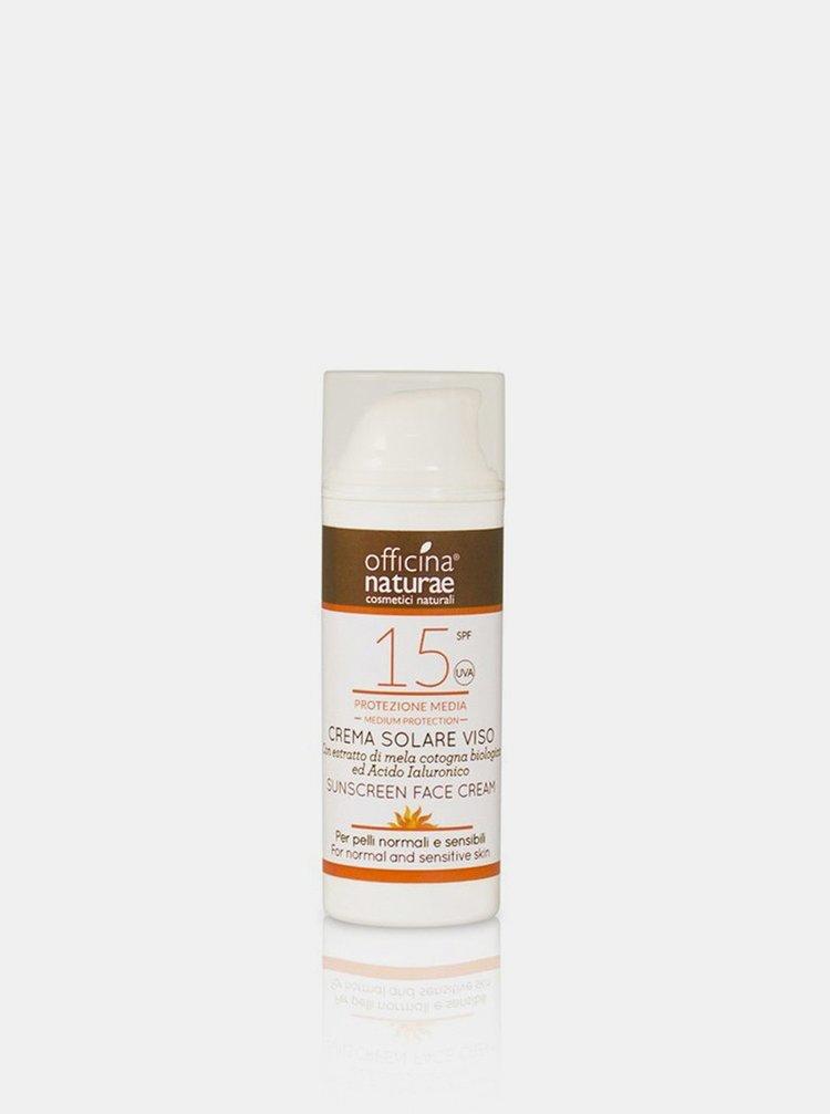 Opalovací krém na obličej SPF 15 50 ml Officina Naturae