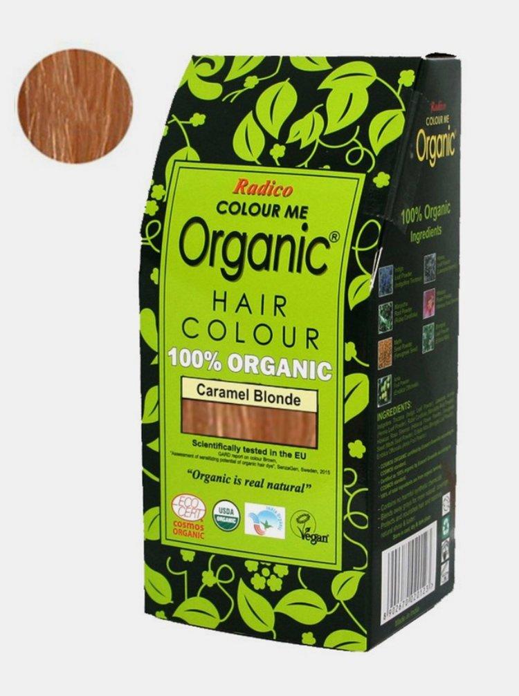 Přírodní barva na vlasy BIO - karamelová 100 g Radico