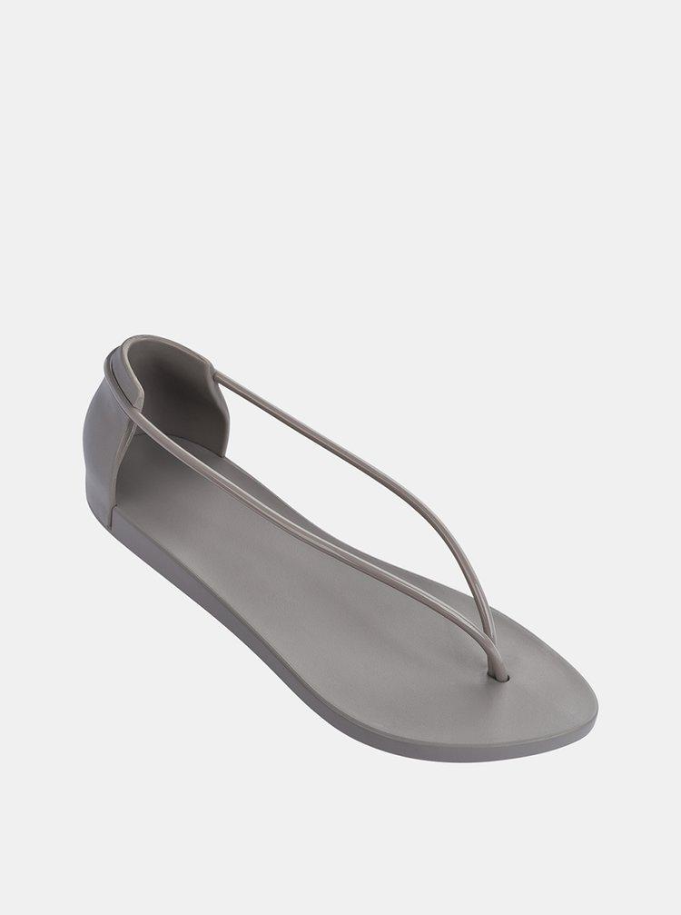 Šedé dámské sandály Ipanema