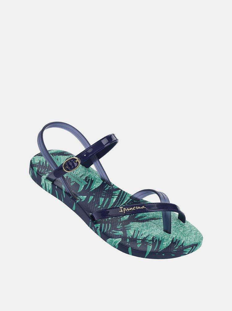 Sandale flip-flop albastre Ipanema Sandal