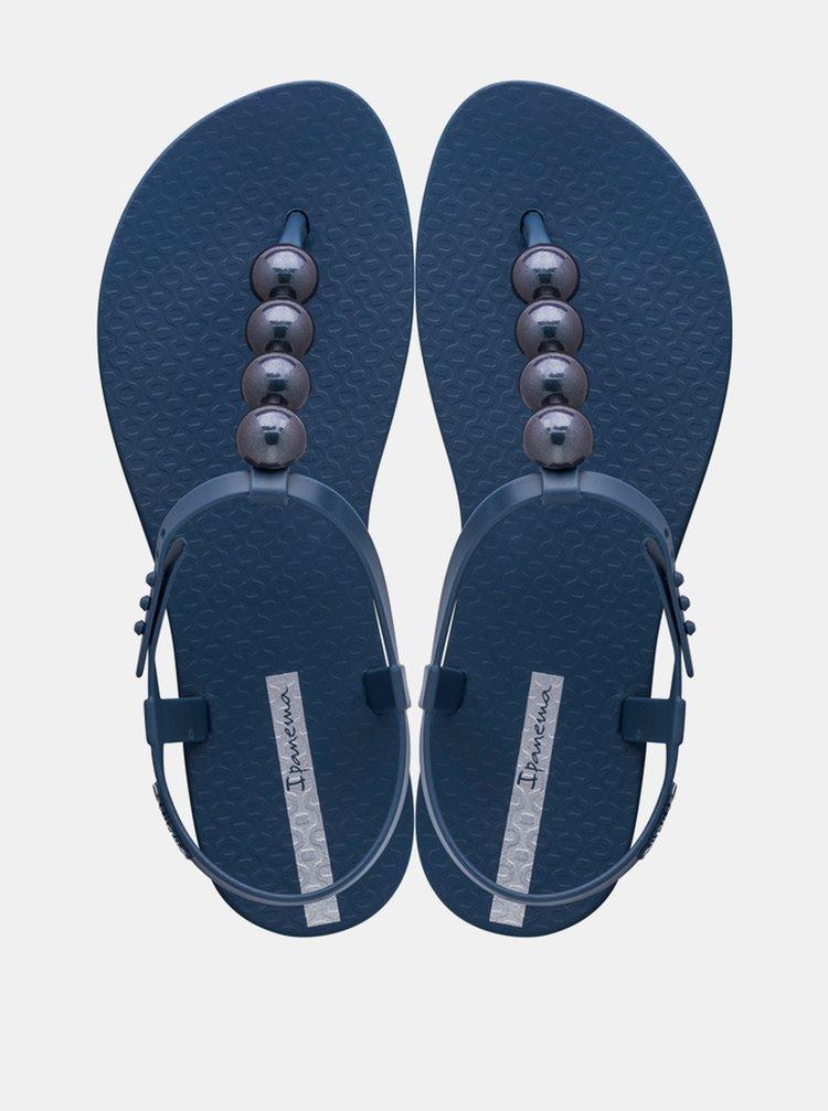 Tmavě modré dámské sandály Ipanema