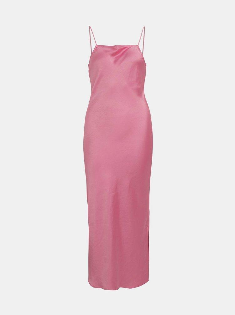 Rochii de seara pentru femei VILA - roz