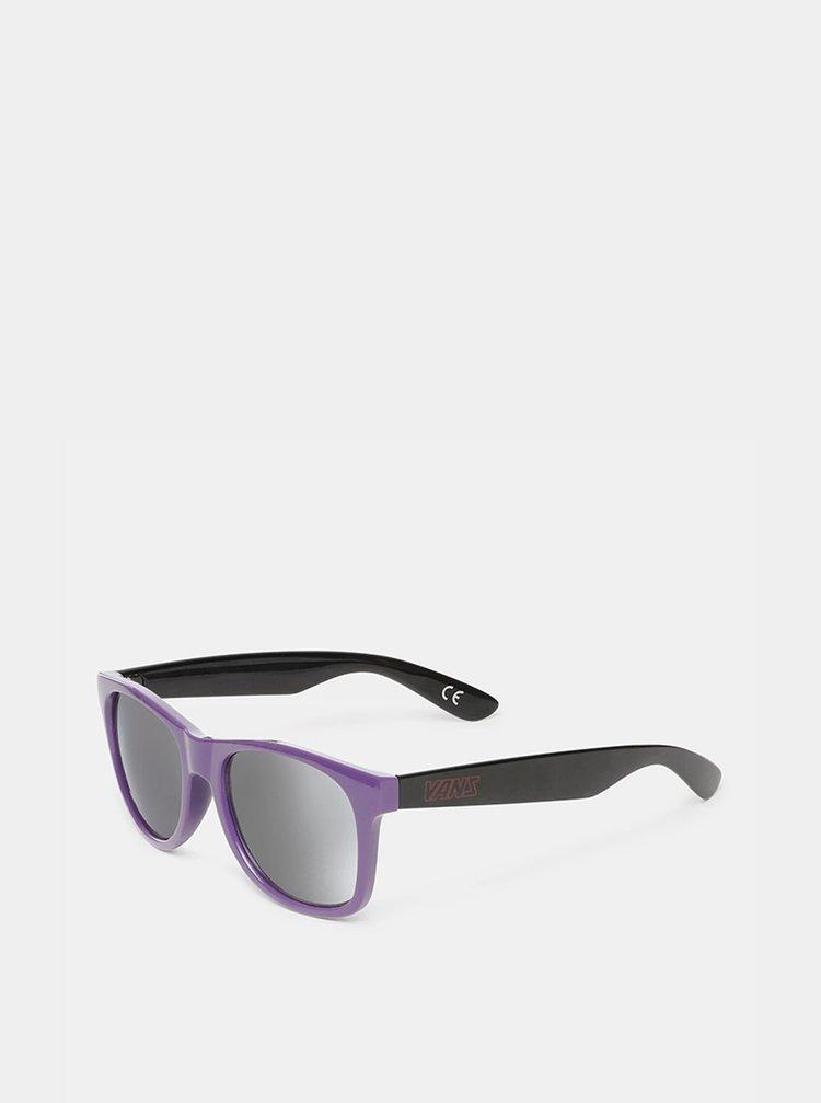 Fialové sluneční brýle VANS