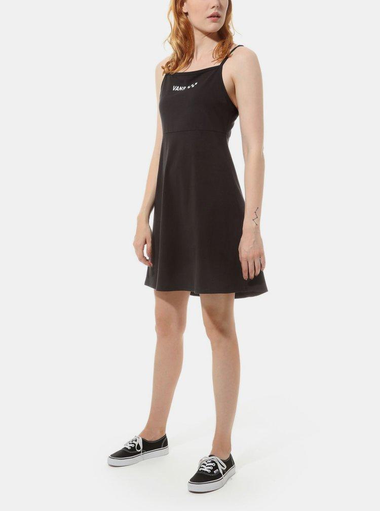Černé dámské šaty VANS