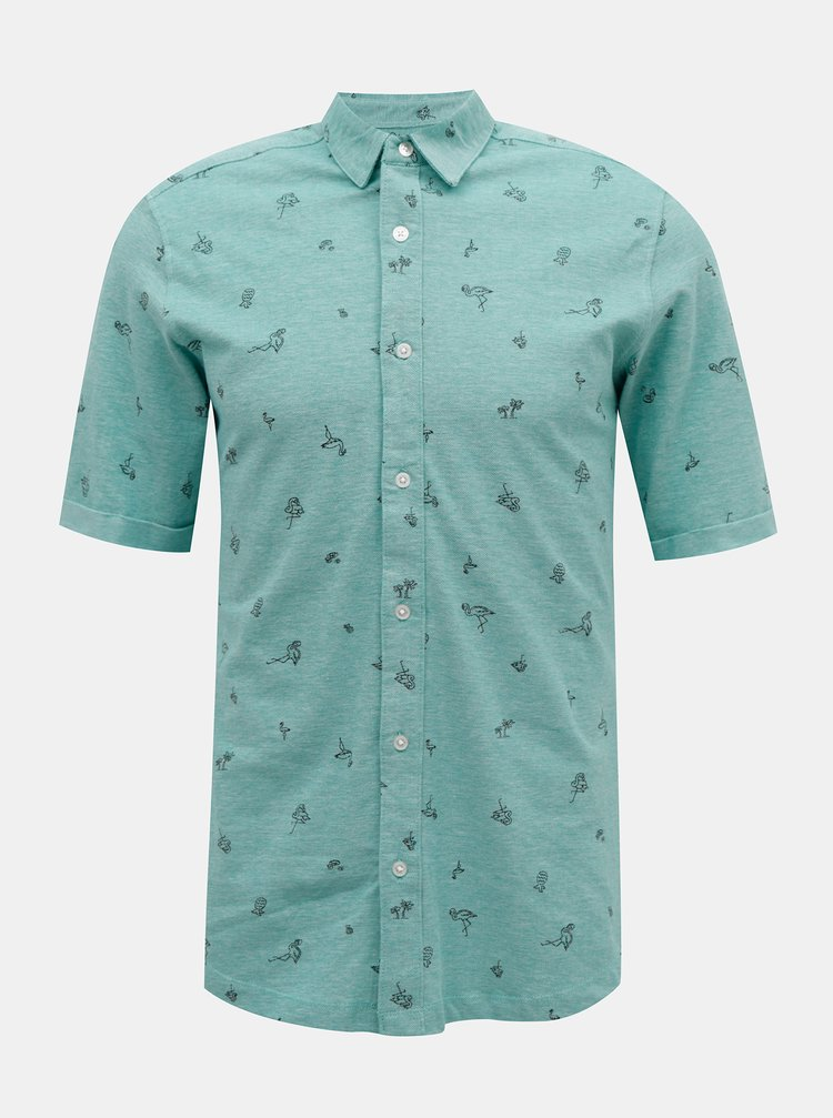 Tricouri cu maneca scurta pentru barbati ONLY & SONS - albastru