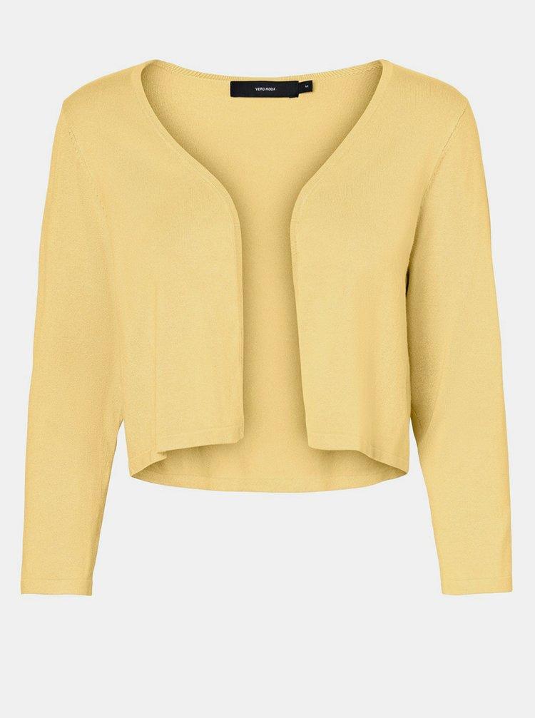 Cardigane pentru femei VERO MODA - galben
