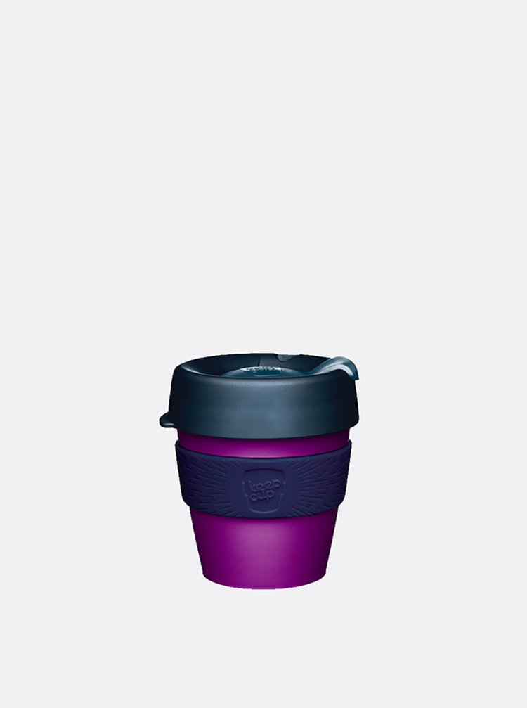 Fialovo-modrý cestovní hrnek KeepCup Original small 227 ml