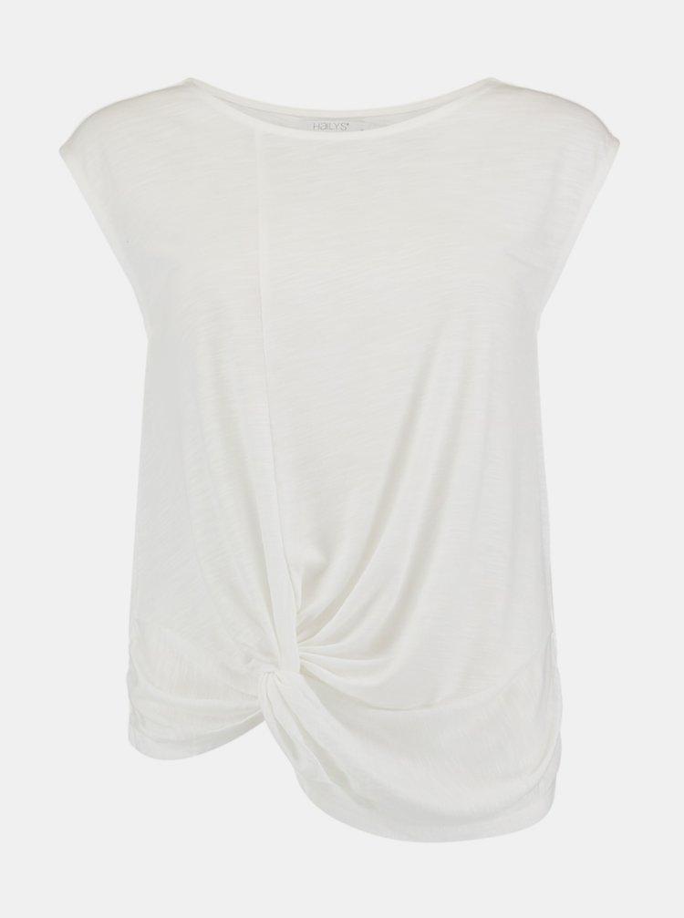 Tricouri pentru femei Hailys - alb