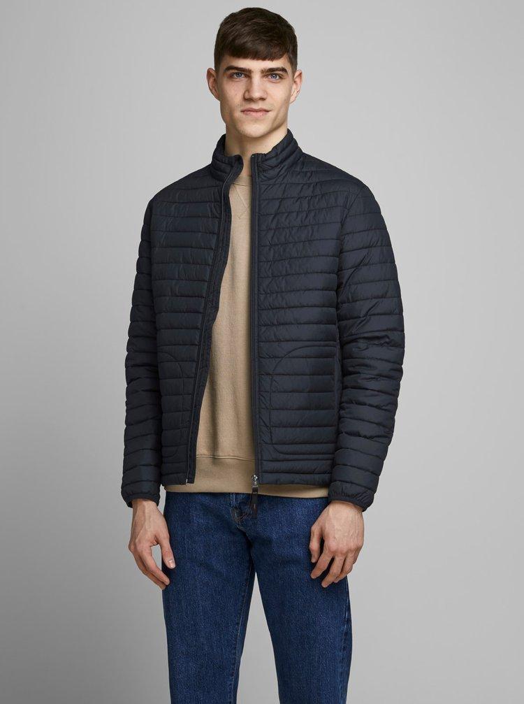 Jachete subtire pentru barbati Jack & Jones - albastru inchis