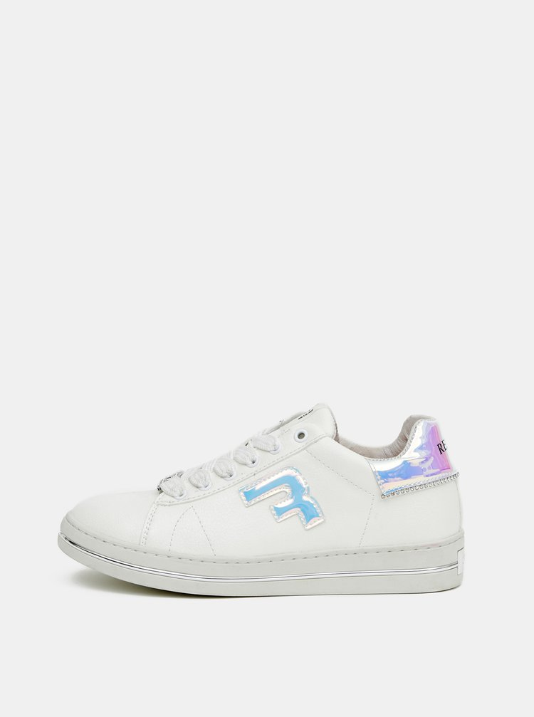 Pantofi sport si tenisi pentru femei Replay - alb