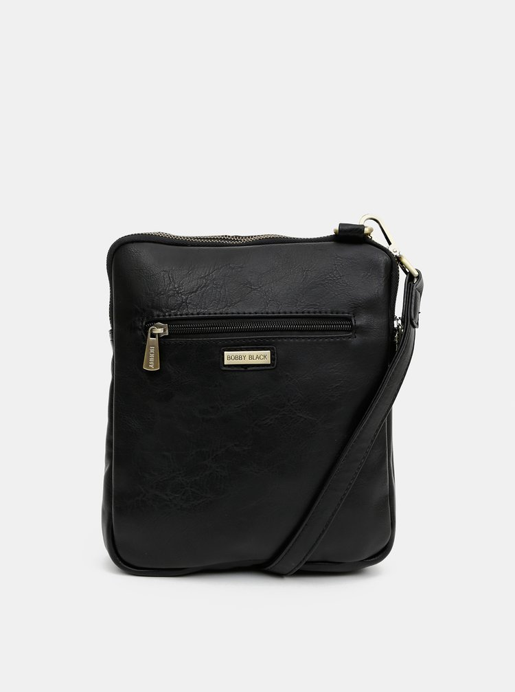Černá crossbody taška Bobby Black