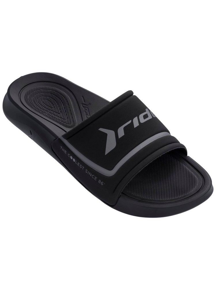 Rider černé unisex pantofle Infinity Light Slide Ad Black/Dark Grey