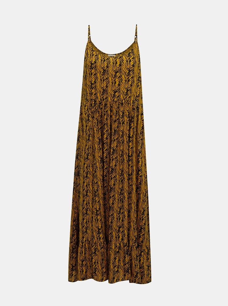 Rochii casual pentru femei Noisy May - oranj