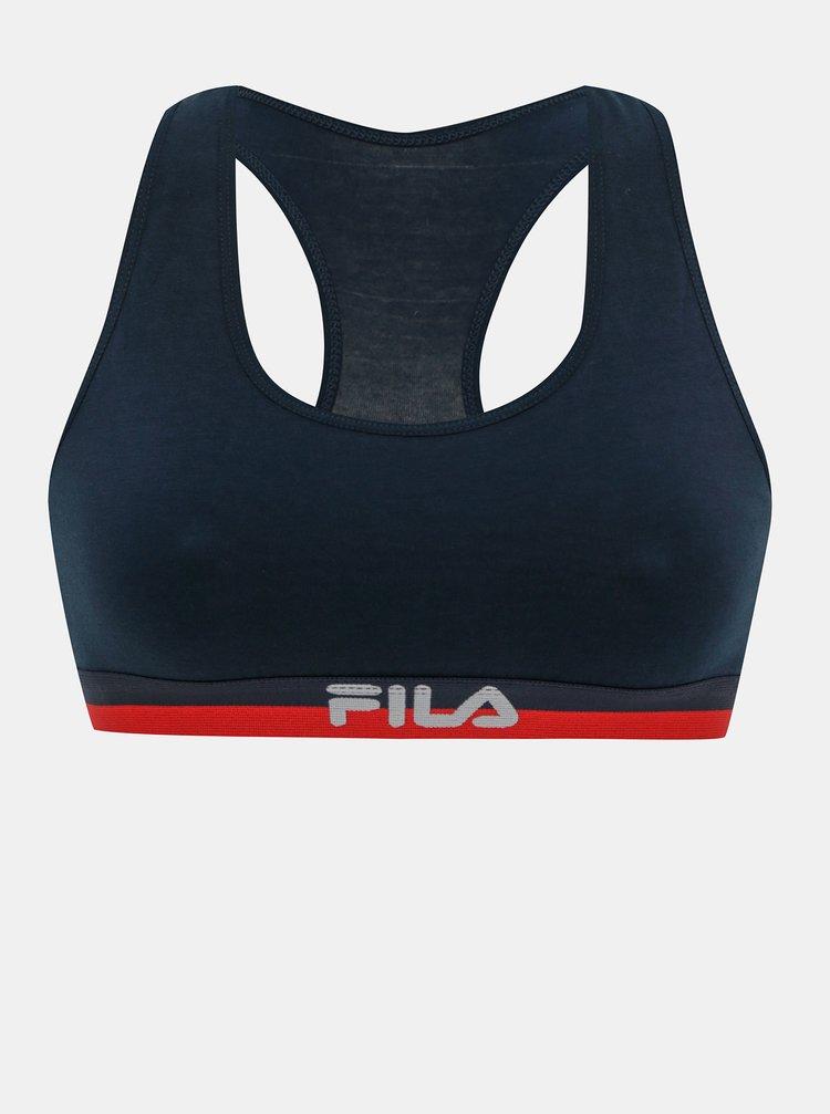 Sutiene pentru femei FILA - albastru inchis