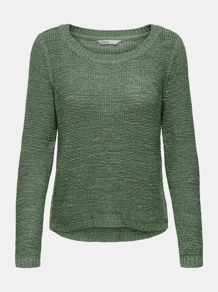 Pulovere pentru femei ONLY - verde