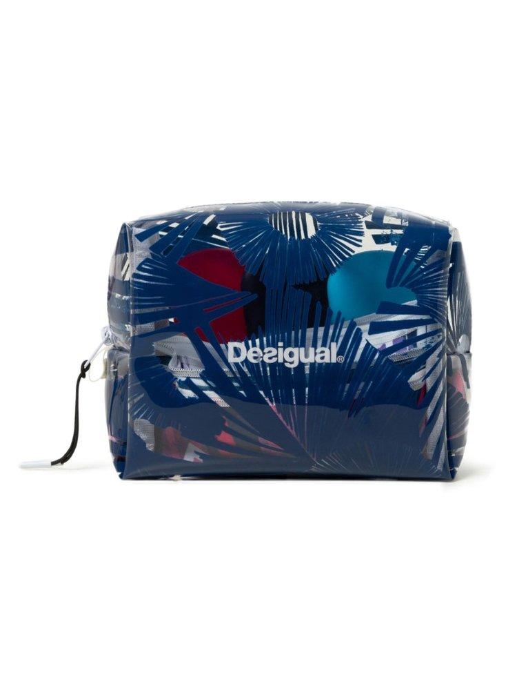 Desigual barevná sportovní kosmetická taška Gel Pack Towel Arty