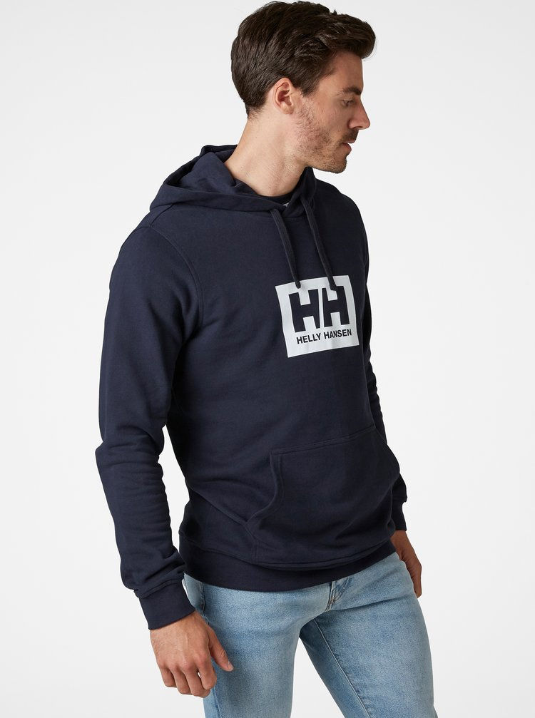 Jachete si tricouri pentru barbati HELLY HANSEN - albastru inchis