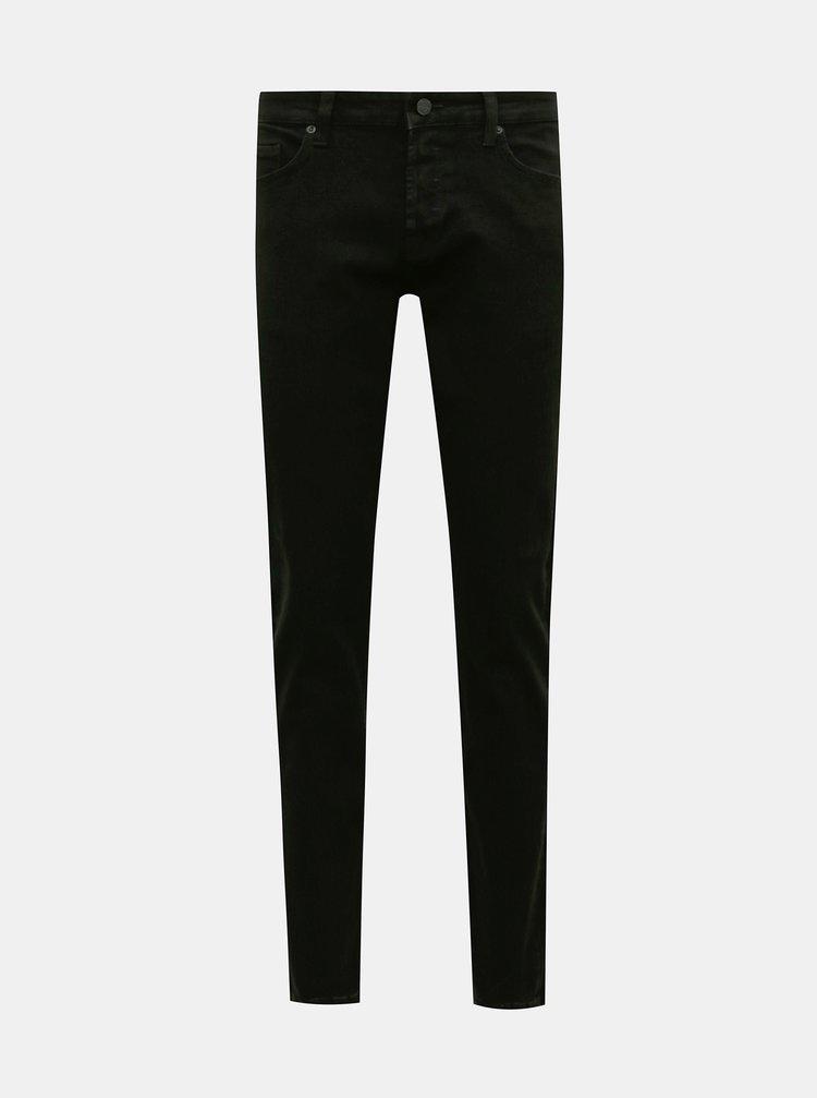 Černé slim fit džíny ONLY & SONS Loom