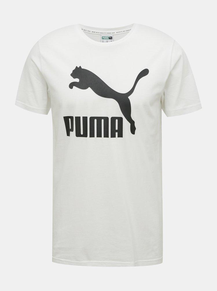 Bílé pánské tričko Puma