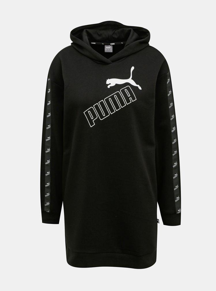 Topuri si tricouri pentru femei Puma - negru