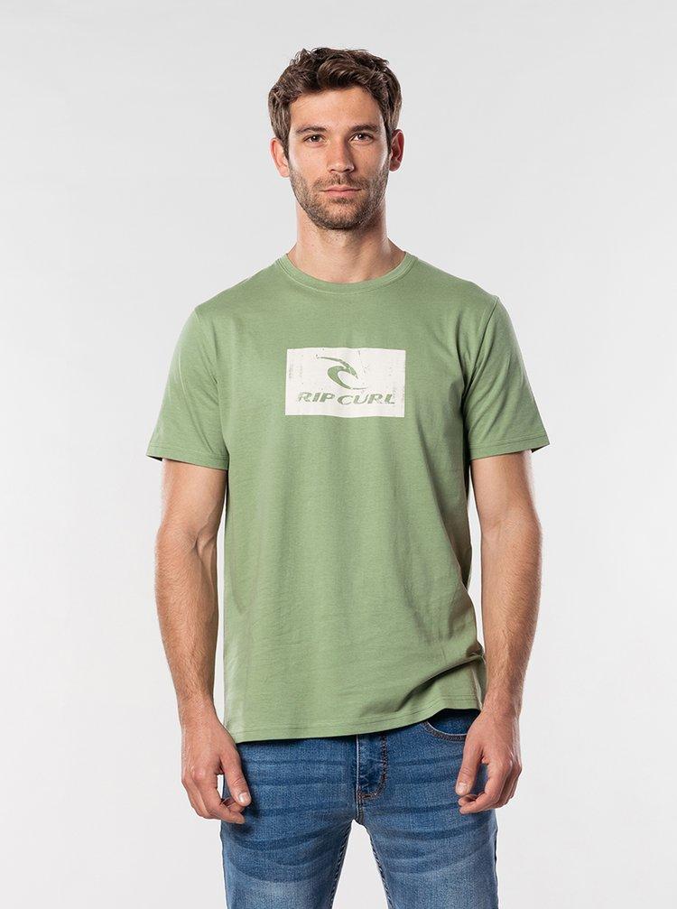 Zelené pánské tričko Rip Curl
