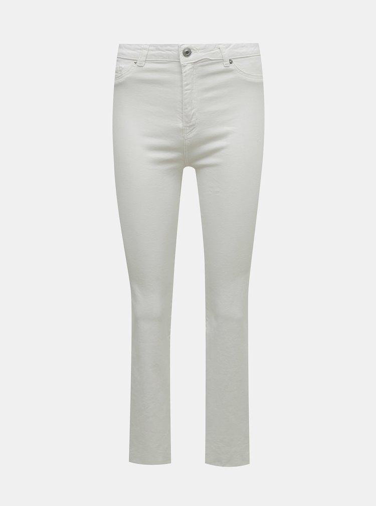 Bílé flared fit džíny TALLY WEiJL