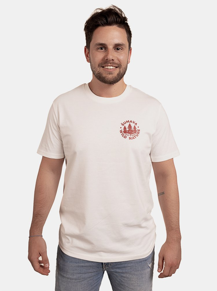 Krémové pánské tričko ZOOT Original Šumava
