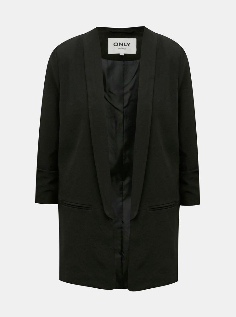 Sacouri si blazere pentru femei ONLY - negru