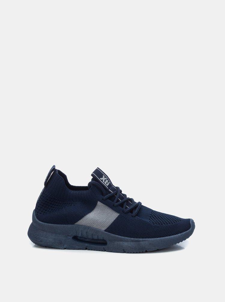 Pantofi sport si tenisi pentru femei Xti - albastru inchis