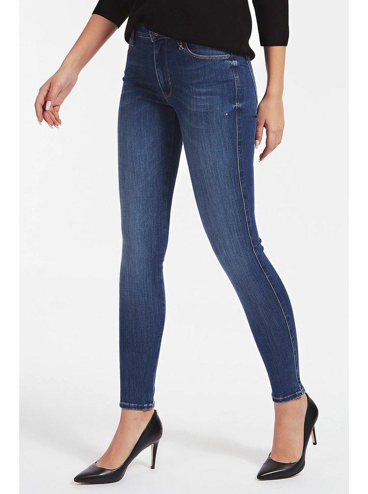 Guess modré džíny Skinny