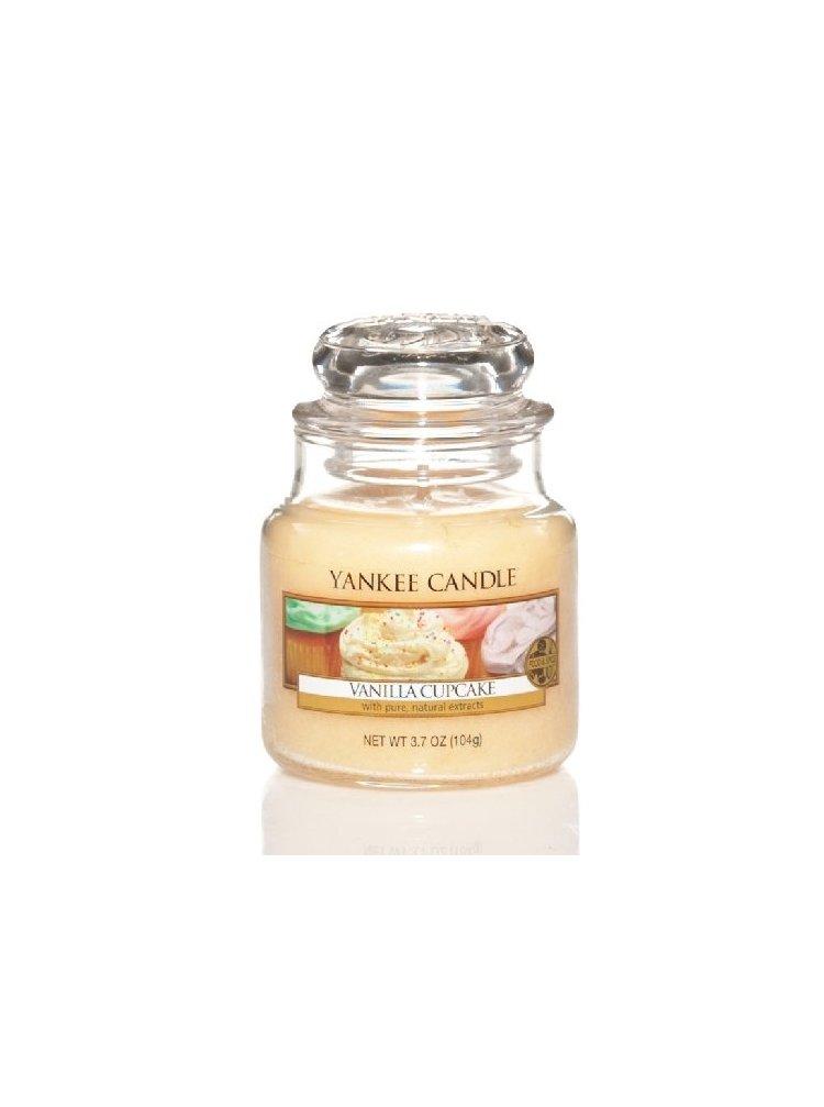 Yankee Candle vonná svíčka Vanilla Cupcake Classic malá