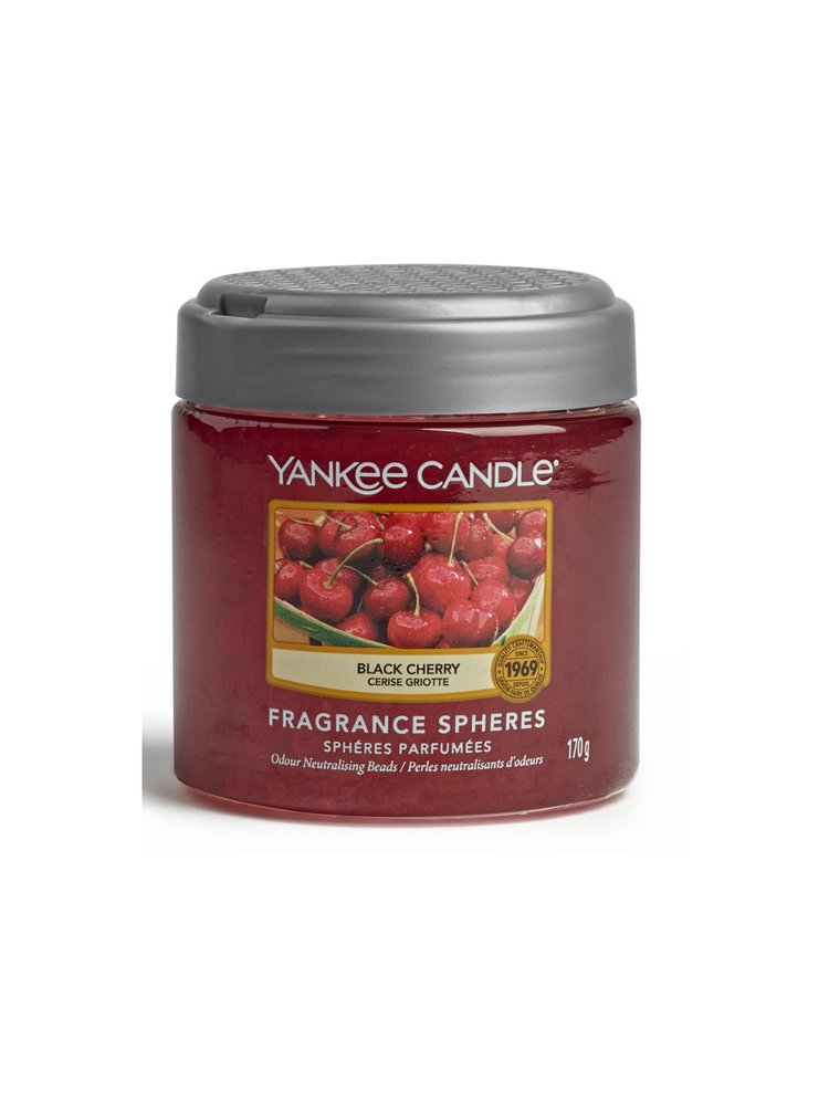 Yankee Candle voňavé perly Black Cherry