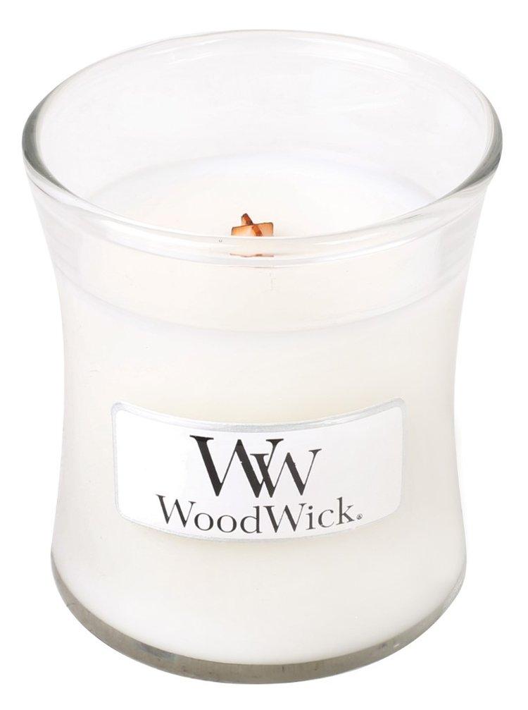 WoodWick vonná svíčka Magnolia malá váza