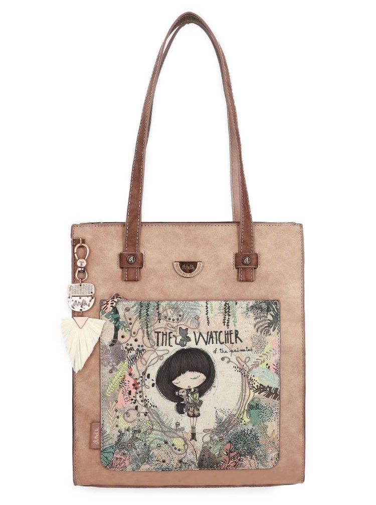Anekke shopper taška na rameno Jungle