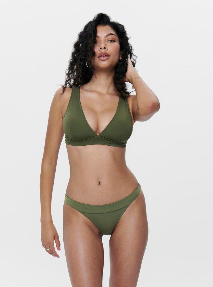 Bikini pentru femei ONLY - kaki