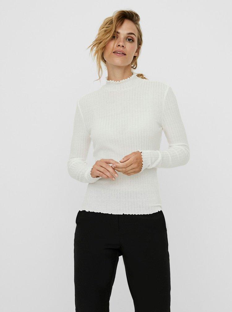 Bluze pentru femei Noisy May - alb