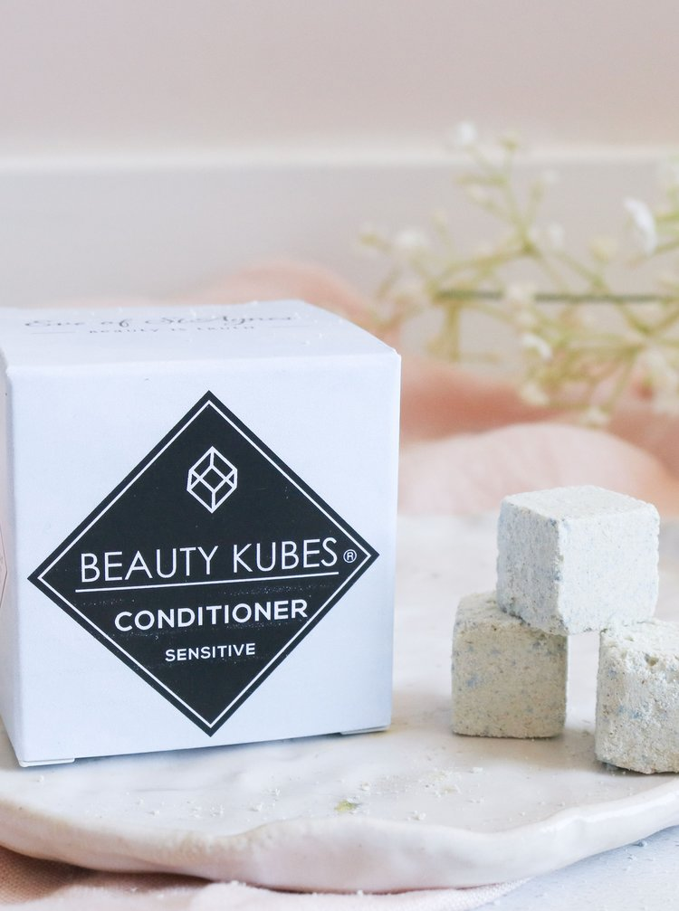 Kondicionér na vlasy pro citlivou pokožku Beauty Kubes