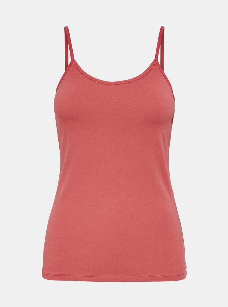 Topuri si tricouri pentru femei ONLY - roz