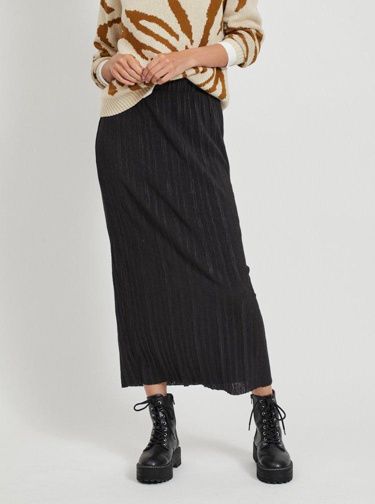 Černá maxi sukně .OBJECT Tilia
