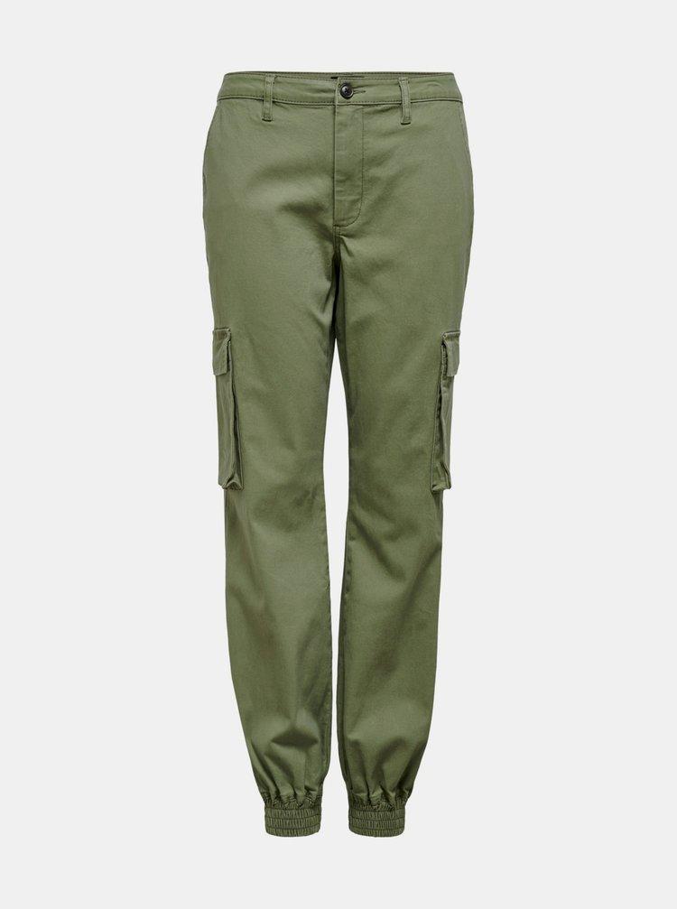 Khaki kalhoty ONLY Madea