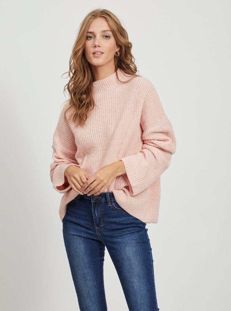 Pulovere pentru femei VILA - roz