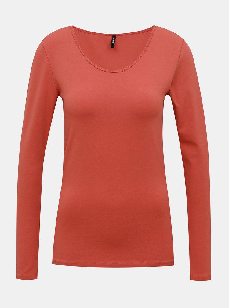Bluze pentru femei ONLY - rosu
