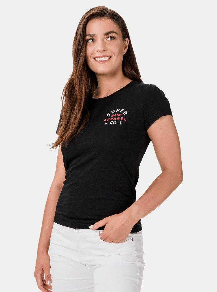 Černé dámské tričko SAM 73