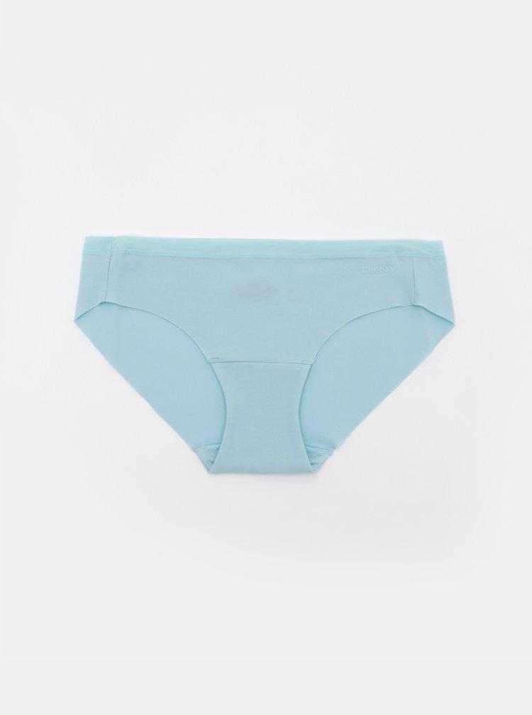 Světle modré kalhotky DKNY